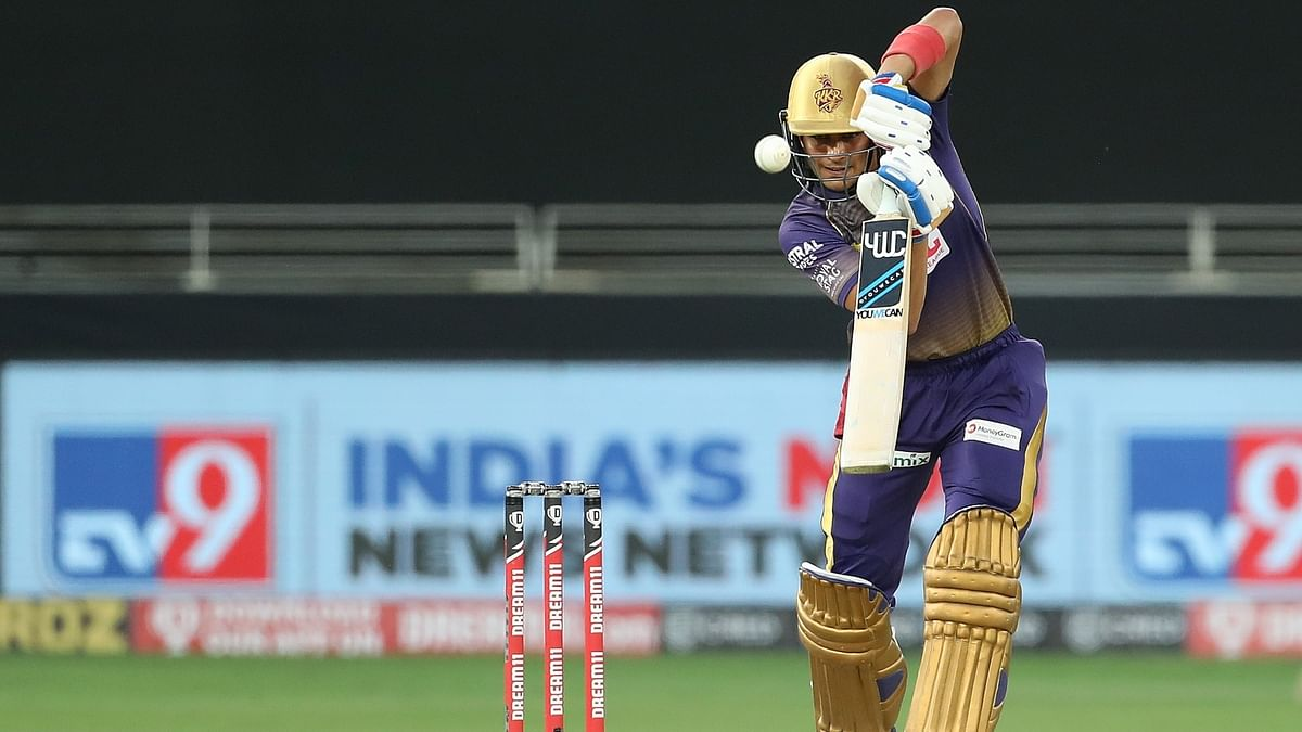 Gill and Morgan take KKR to 174/6 vs RR