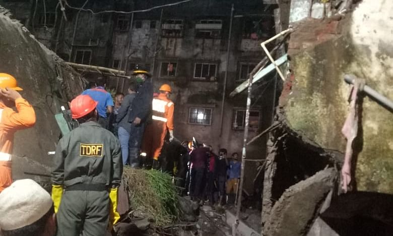 Thane building crash death toll climbs to 25