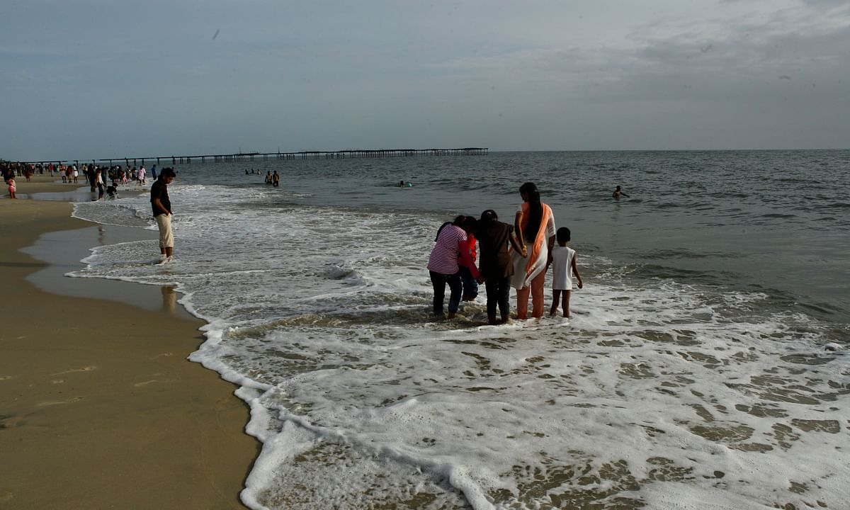 File photo of a beach at Alappuzha in Kerala, used here for representation purposes only.