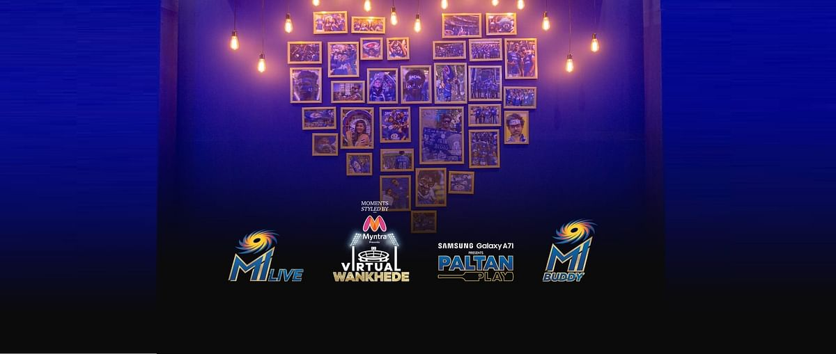IPL: Mumbai Indians launches multiple interactive platforms for its fans