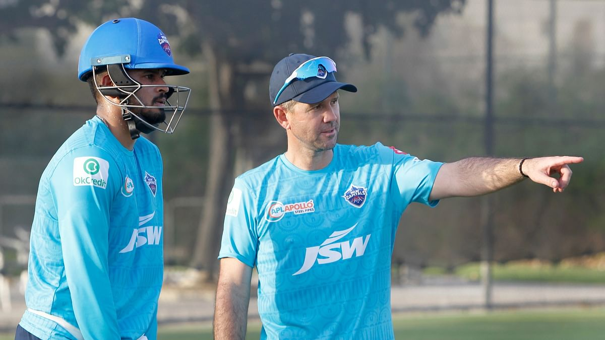 Delhi Capitals' head coach Ricky Ponting hopeful of his team making it to play-offs
