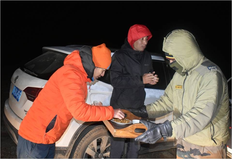 Indian Army comes to the rescue of three Chinese citizens who lose their way in Sikkim