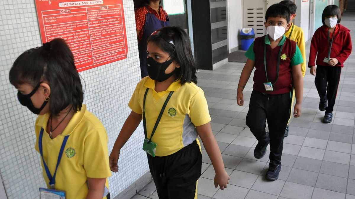 All Delhi schools to remain closed till October 5, says govt