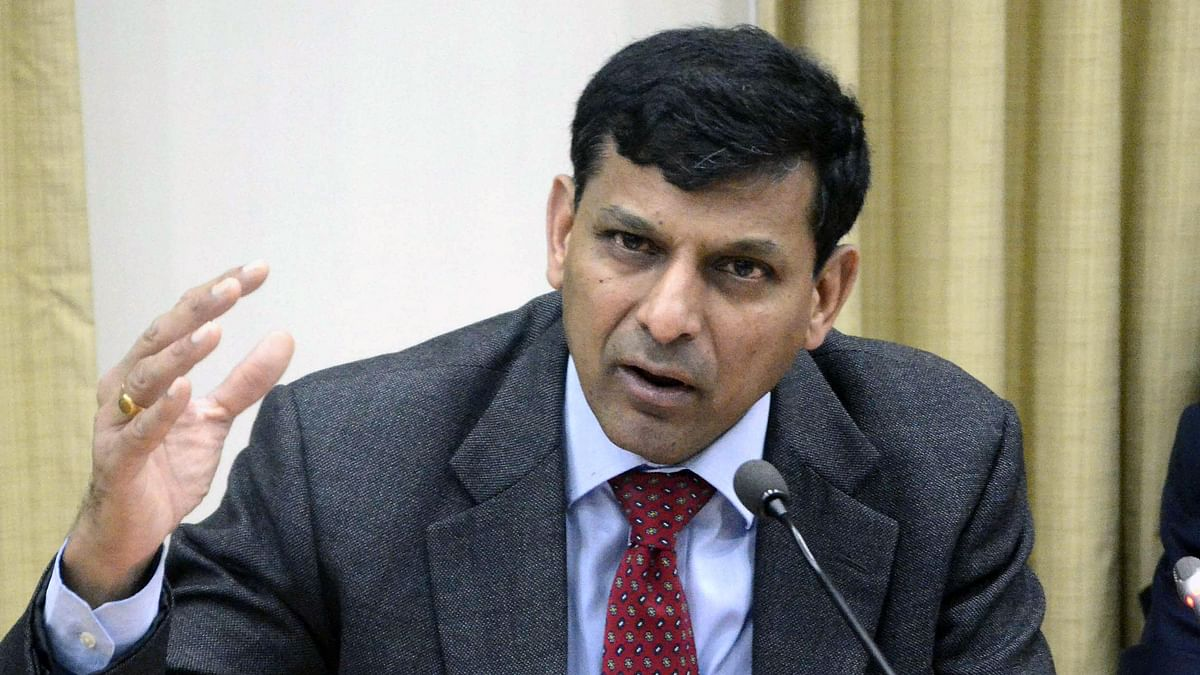 Raghuram Rajan says India's GDP contraction should alarm everyone