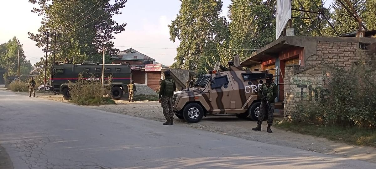 Two terrorists killed in Kashmir encounter