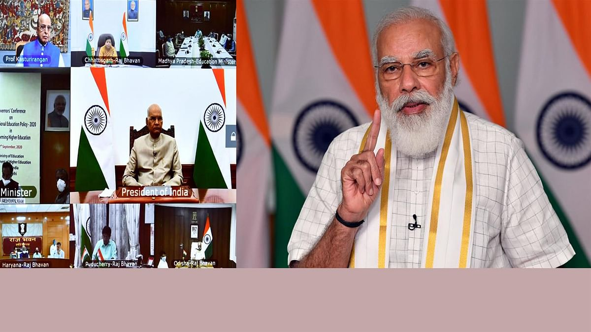 Modi says all-round acceptance of new education policy, welcomes debate on it