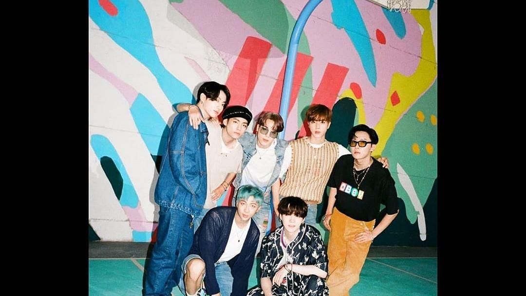 Korean boy band BTS tops Billboard Hot 100 chart with new song 'Dynamite'