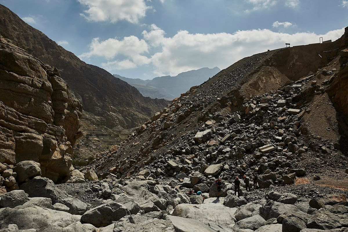 World's first Bear Grylls Explorers Camp to open in Ras Al Khaimah on UAE's highest mountain