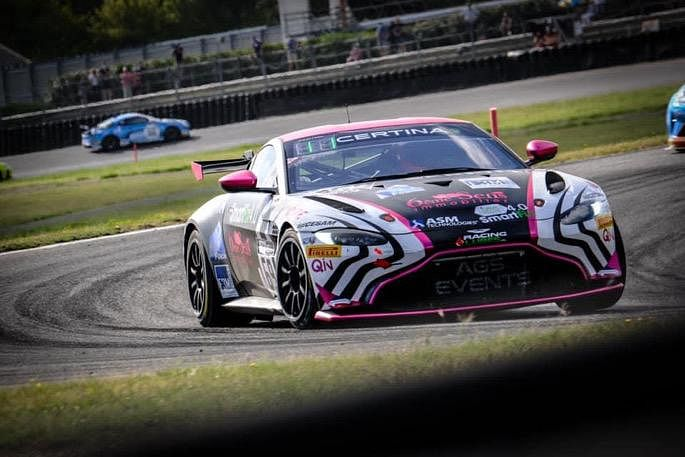 Motorsport: Akhil Rabindra finishes fourth in Race 1 at Magny-Cours
