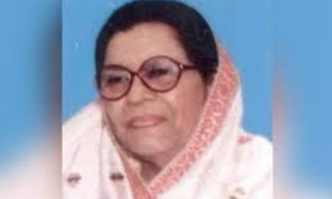 Syeda Anwara Taimur
