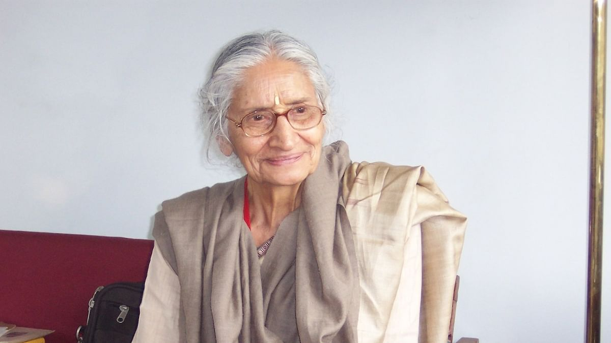 Art scholar Kapila Vatsyayan passes away at 92