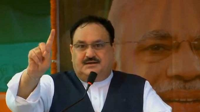 BJP's Team Nadda declared, BJP readying next-gen