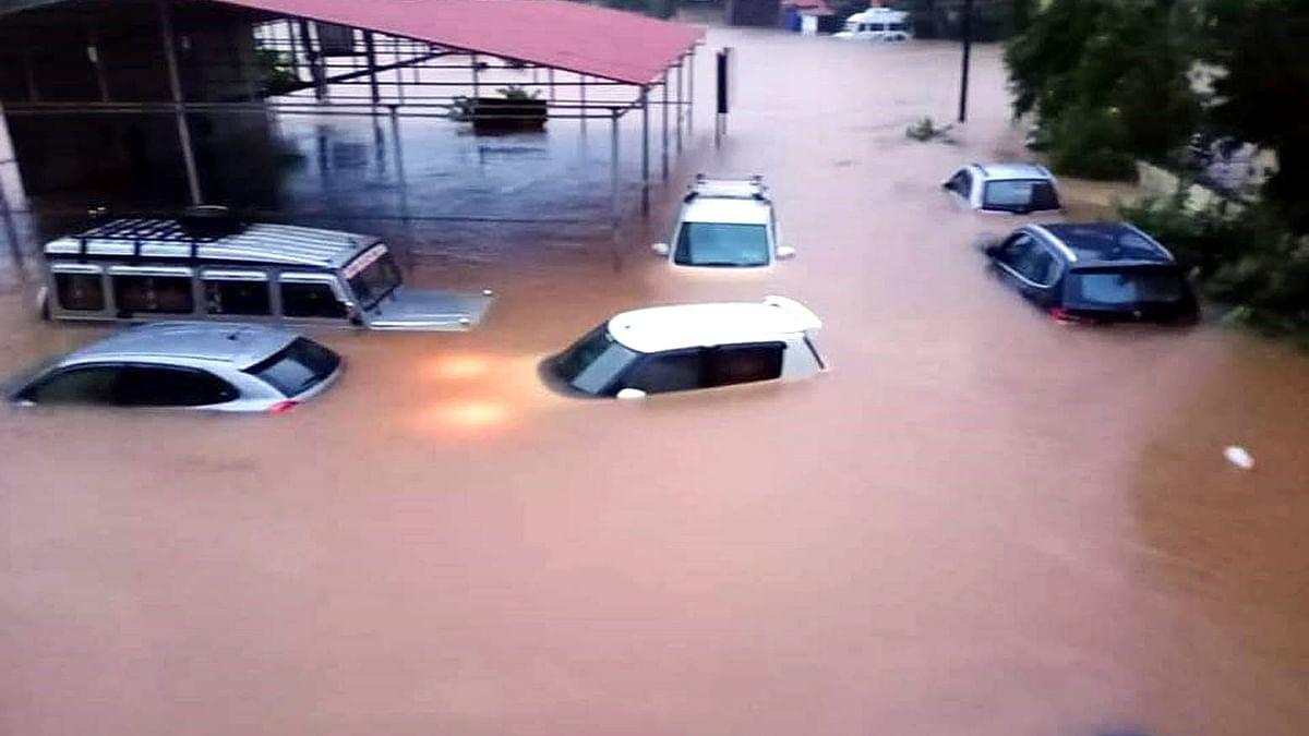 Heavy rains, flash floods wreak havoc across Karnataka