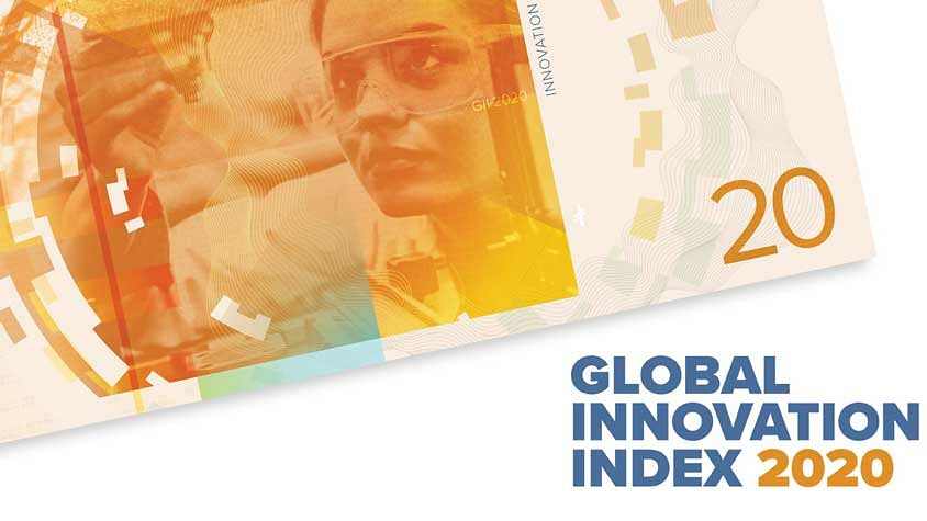 India ranked in the top 50 nations in Global Innovation Index