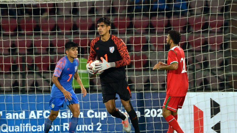 Need lot of sacrifices and commitment to secure a place in a football club abroad: Gurpreet Sandhu