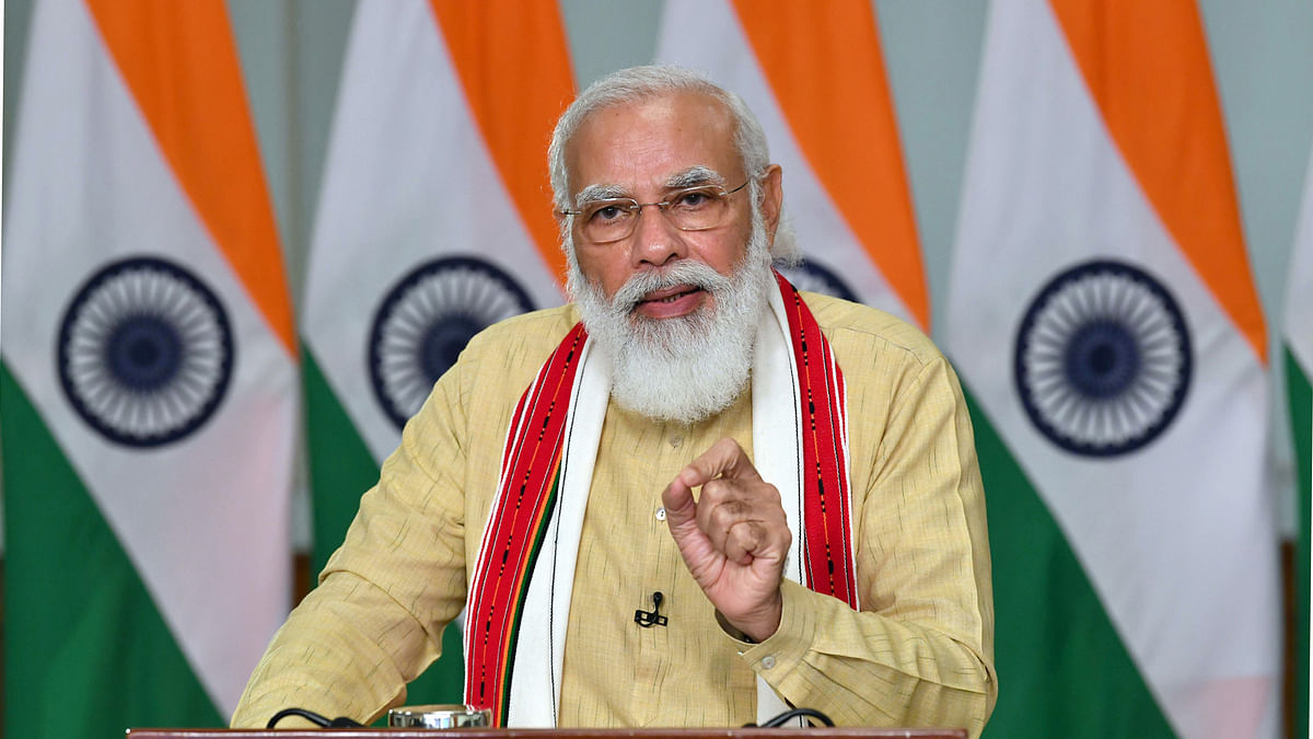 Modi warns against complacency in the fight against COVID-19