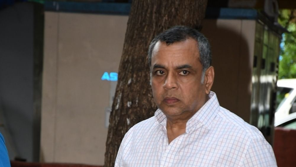 Actor Paresh Rawal appointed Chairman of National School of Drama