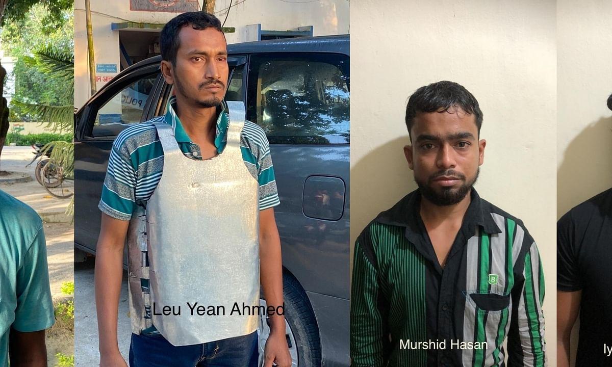 NIA arrests nine Al-Qaeda terrorists from West Bengal and Kerala