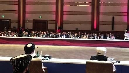 Intra-Afghan talks finally begin in Doha
