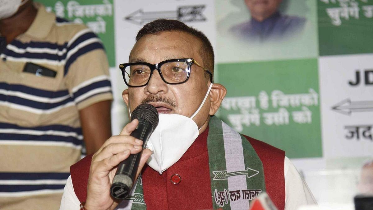 Former Bihar DGP Pandey absent from JD-U candidates list