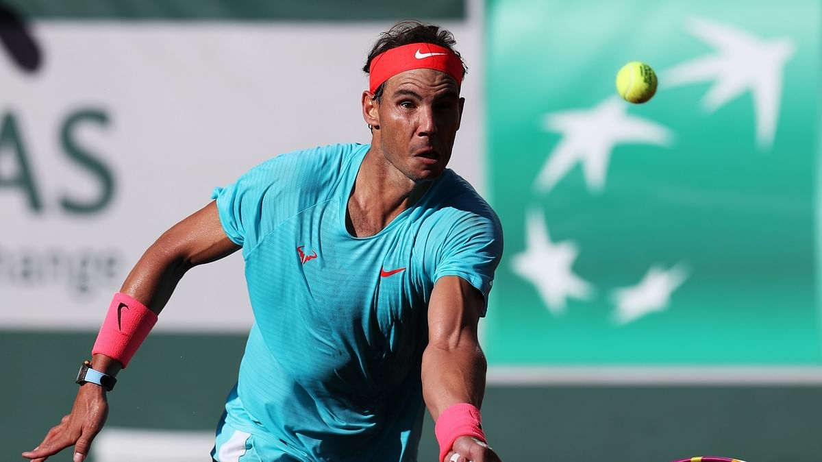 Nadal equals Federer's Grand Slam record with 13th French Open title