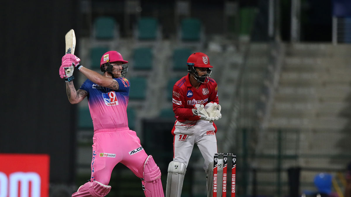 Rajasthan Royals beat KXIP by seven wickets, stay afloat