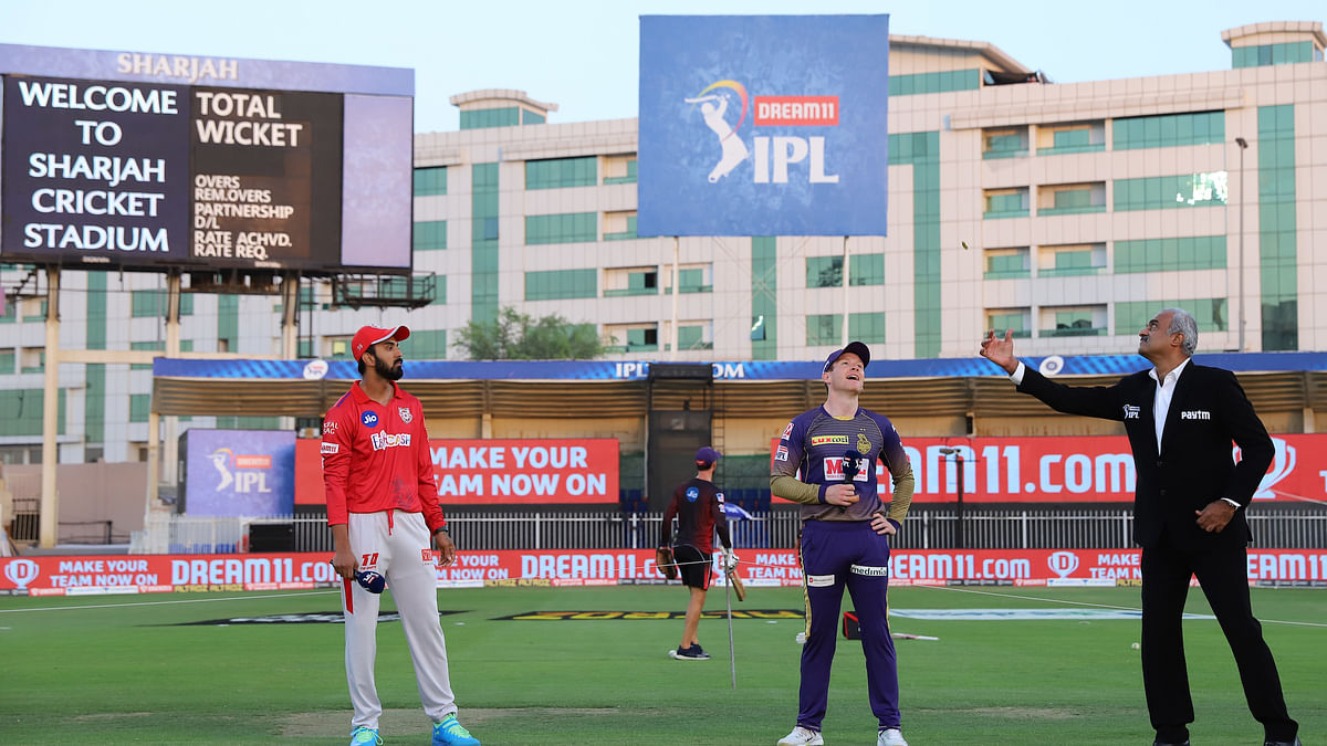 KXIP win toss, elect to field first against KKR