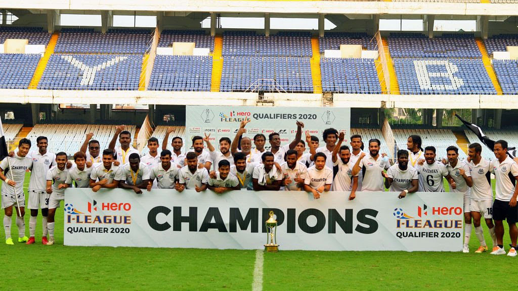 Mohammedan Sporting draw with Bengaluru United to top Hero I-League Qualifiers