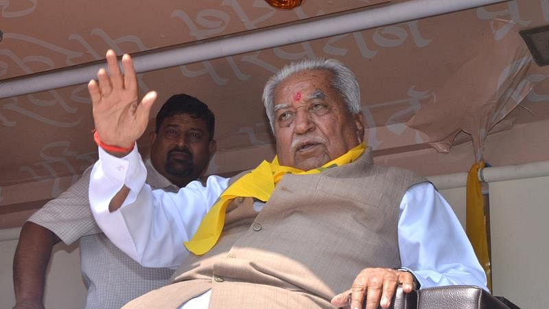 Former Gujarat CM Keshubhai Patel passes away at 92