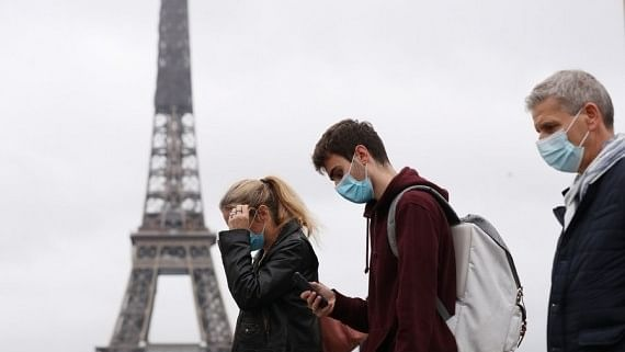 France reports 49,215 coronavirus cases in one day