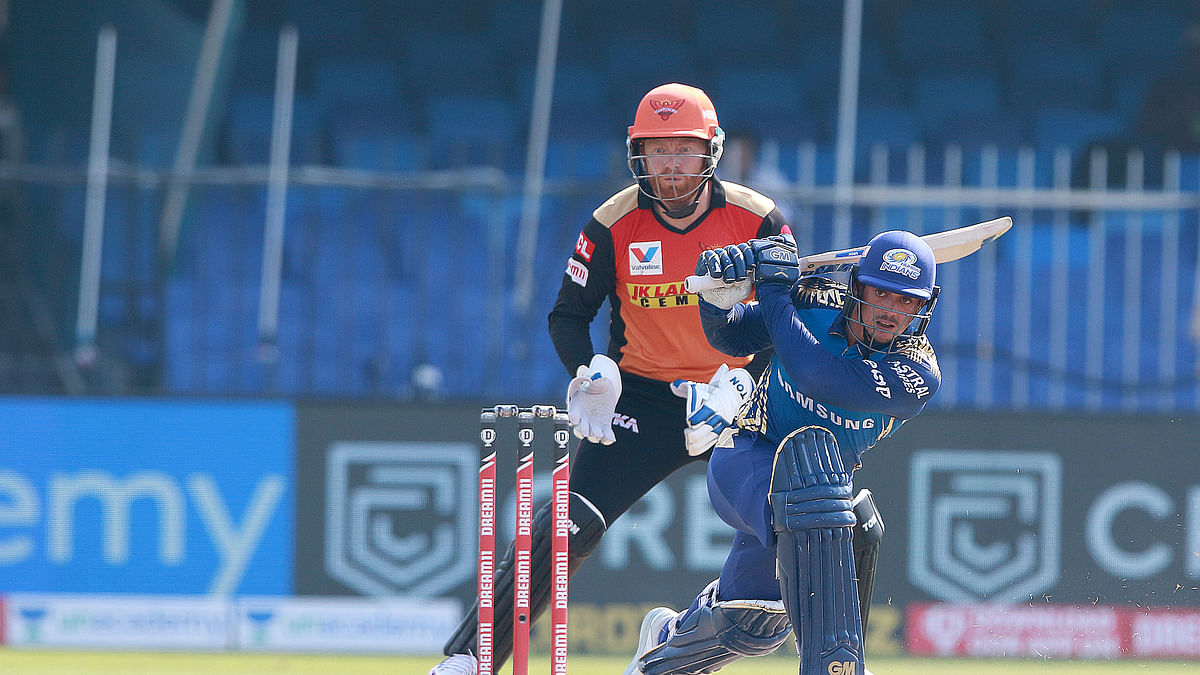 Krunal's last over carnage takes MI to 208/5