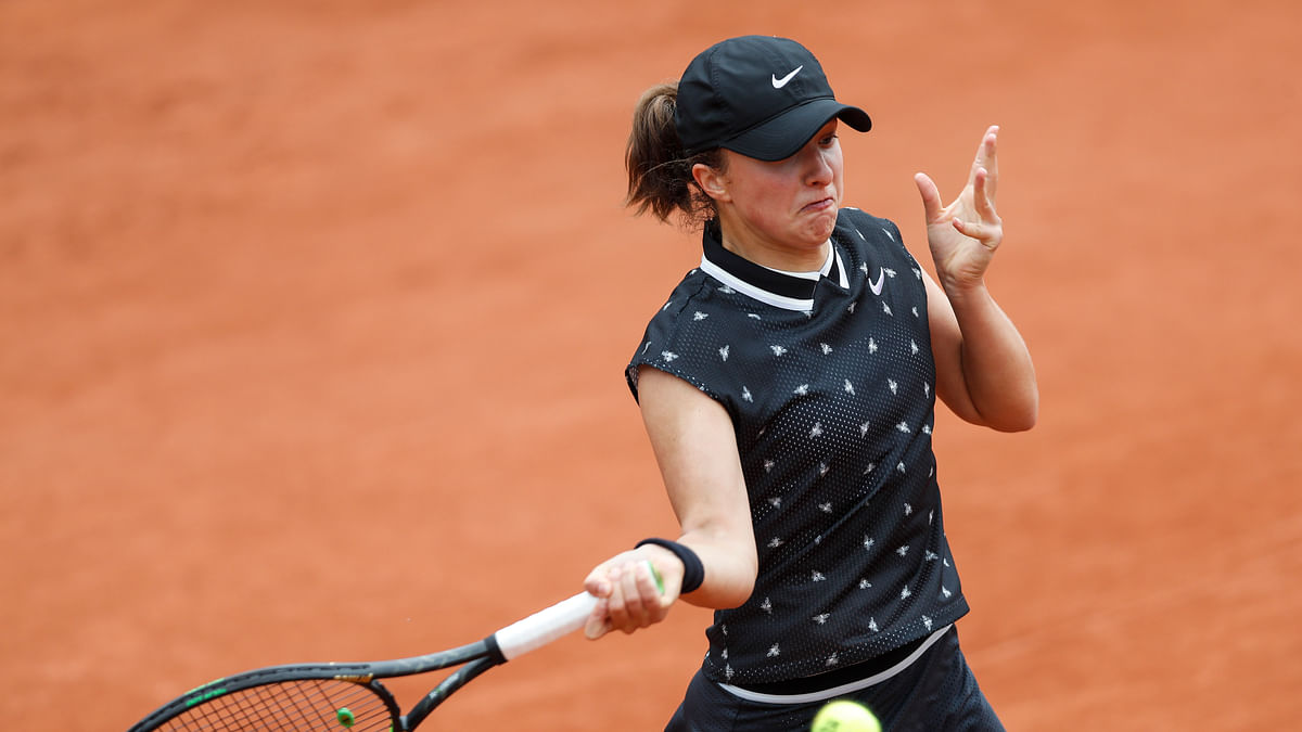 Teen Swiatek wins French Open, first Pole to win Grand Slam