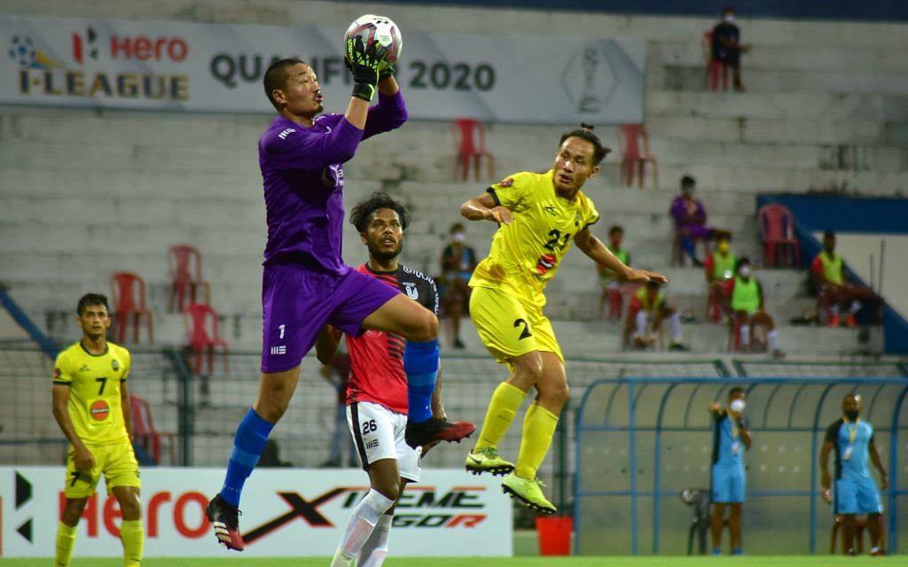 Bengaluru United pip Garhwal FC  1-0 in Hero I League qualifier