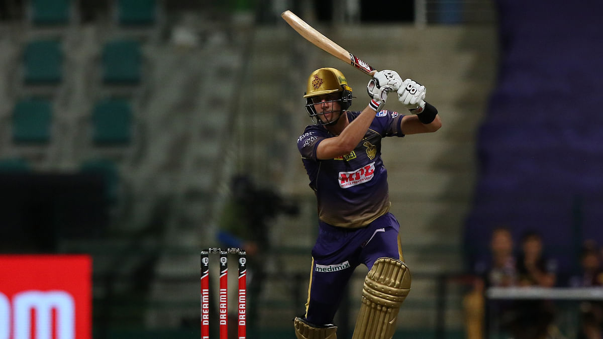 Cummins, Morgan take KKR to 148/5 after top order collapse