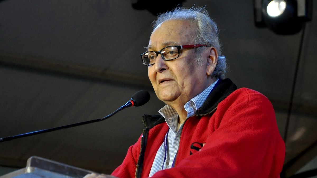 Veteran Bengali actor Soumitra Chatterjee 'not responding at all': Medical board head