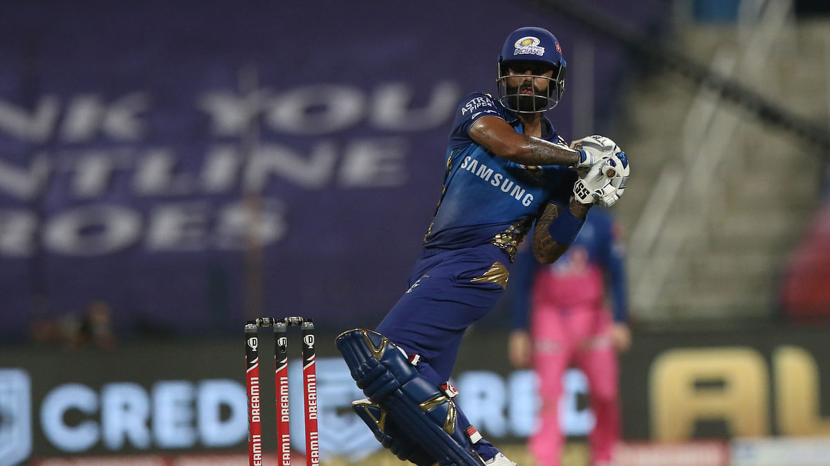 Suryakumar, Bumrah lead MI to 57-run win over RR