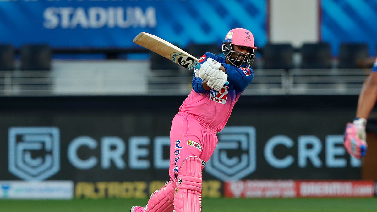 Tewatia, Parag steer RR to five-wicket win over SRH
