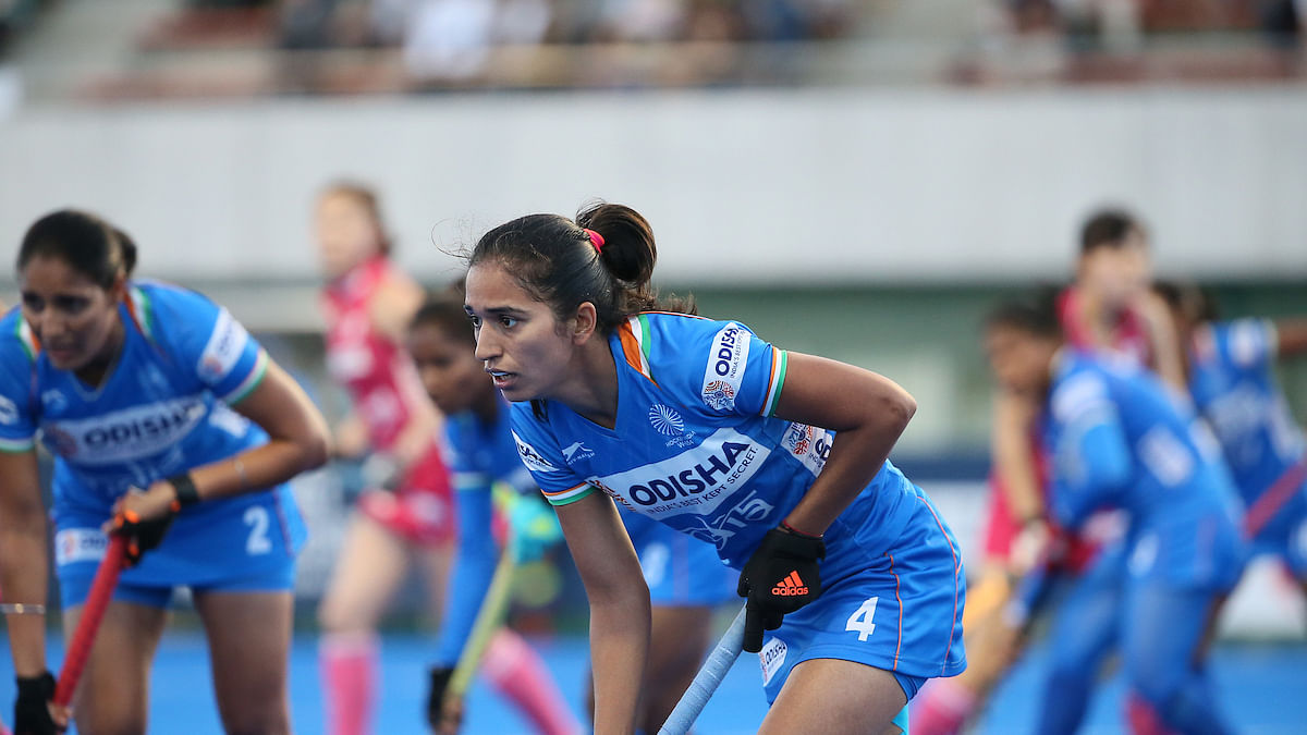 Women's Hockey: Podium finish at the  Olympics is our  ultimate aim, says midfielder Monika