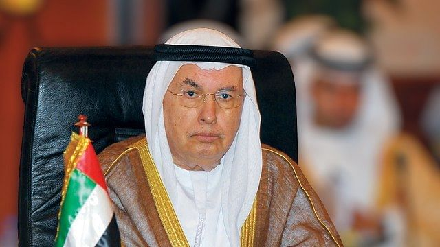Ibrahim Al Abed, who engaged with foreign media for UAE, passes away