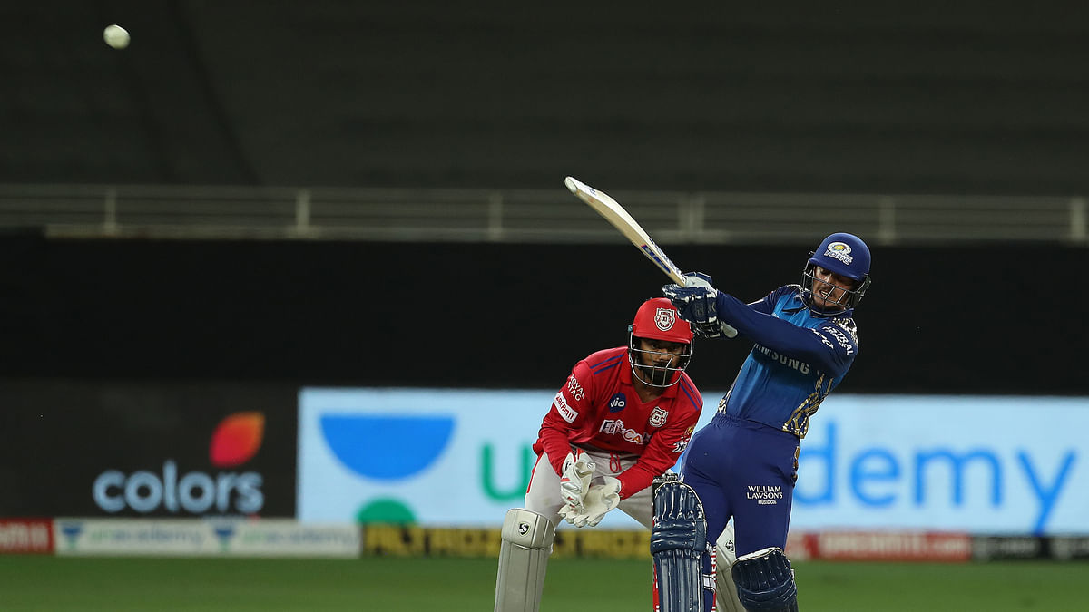 Pollard, Coulter-Nile's late heroics take MI to 176/6 against KXIP