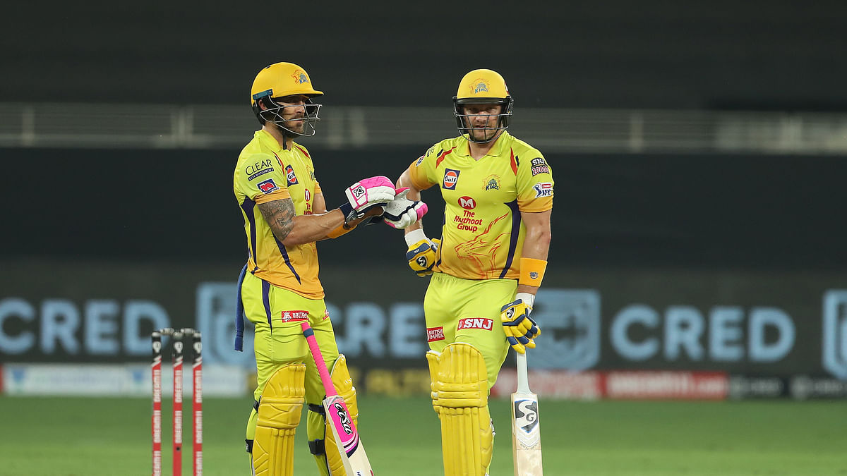 Faf and Watson roar as CSK regain touch with big win over KXIP