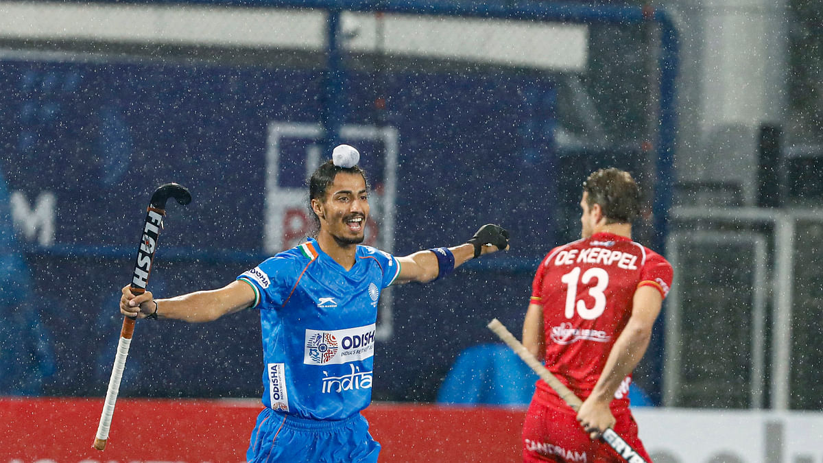 My only goal at the moment is to get selected for the Olympics: Hockey forward Dilpreet Singh