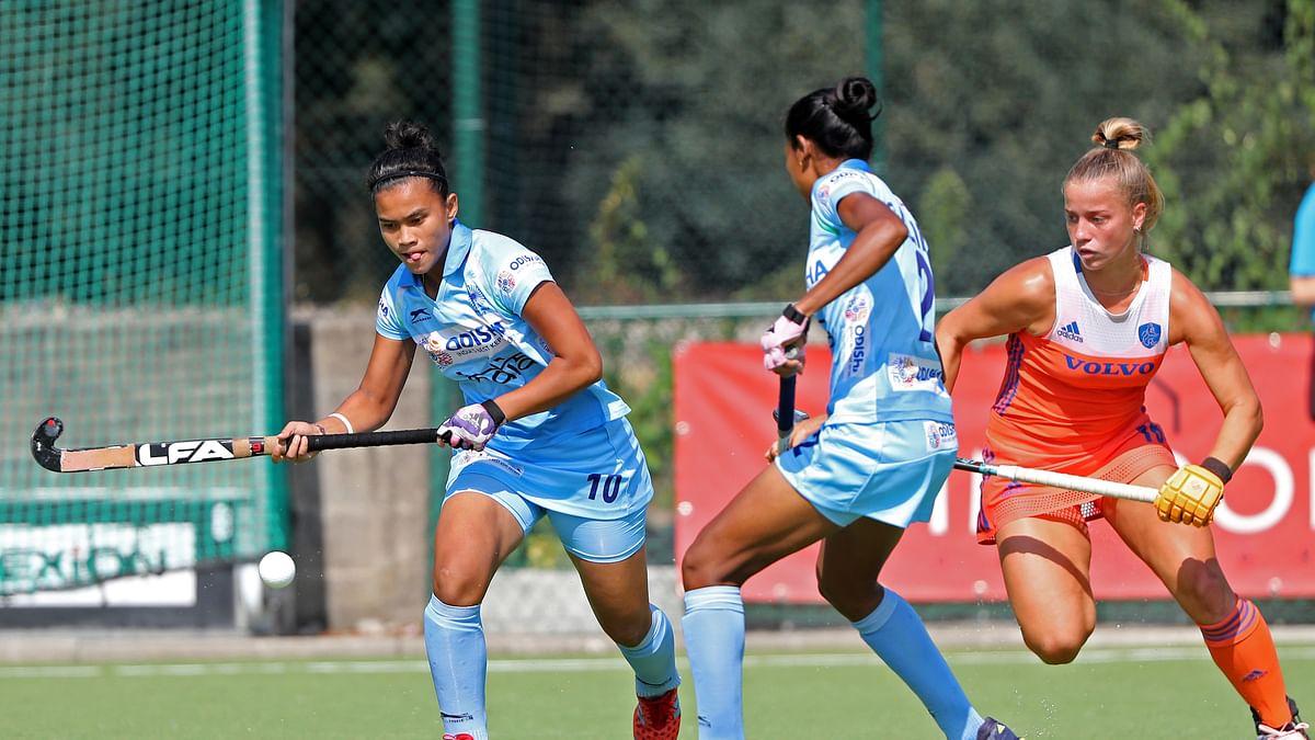 'Aim is to represent India at senior level': Jr forward Suman Devi Thoudam