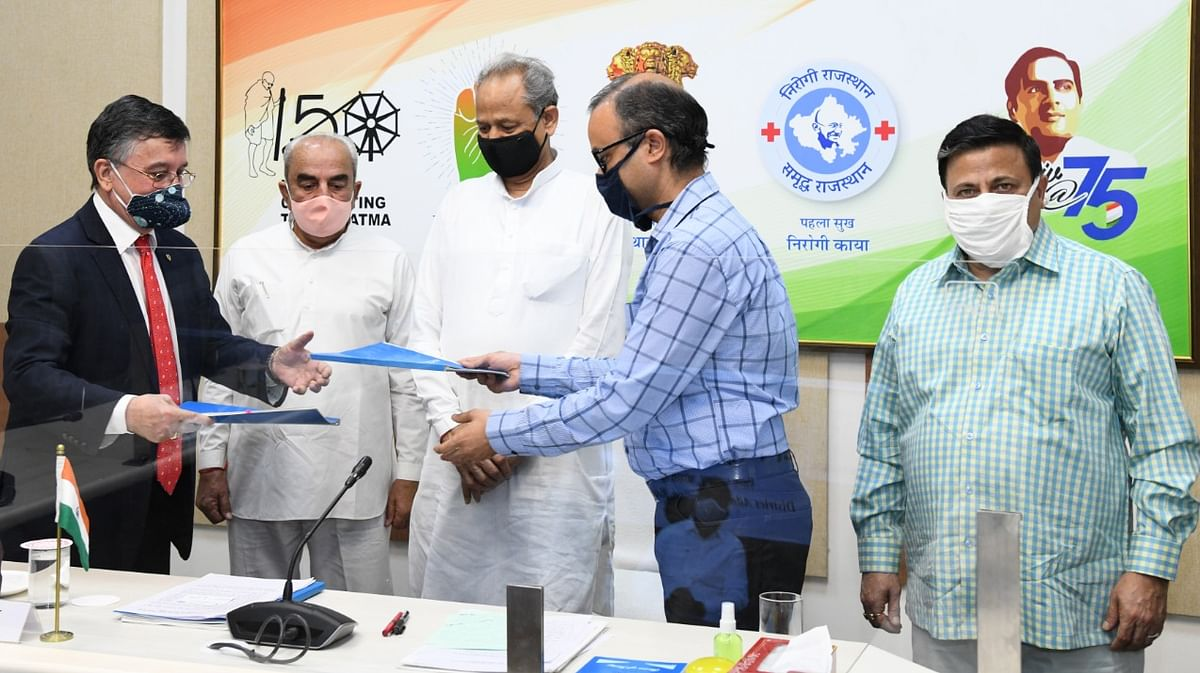 World Food Programme, Rajasthan government sign MoU on achieving food security, improved nutrition