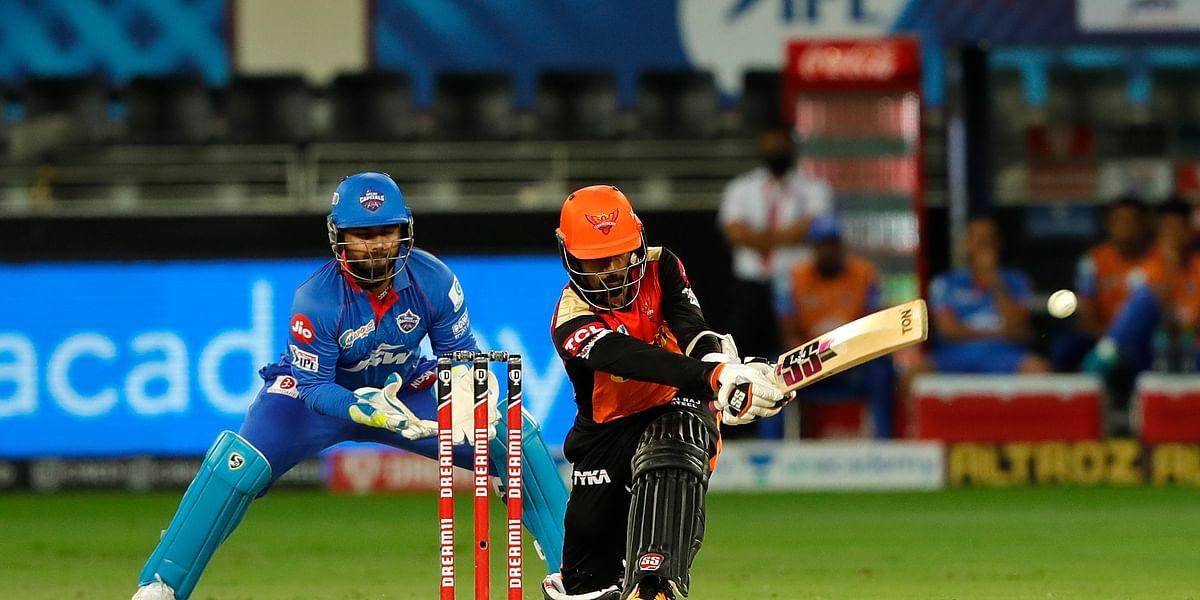 SRH stay afloat as Rashid, Saha steer them to 88-run win over DC