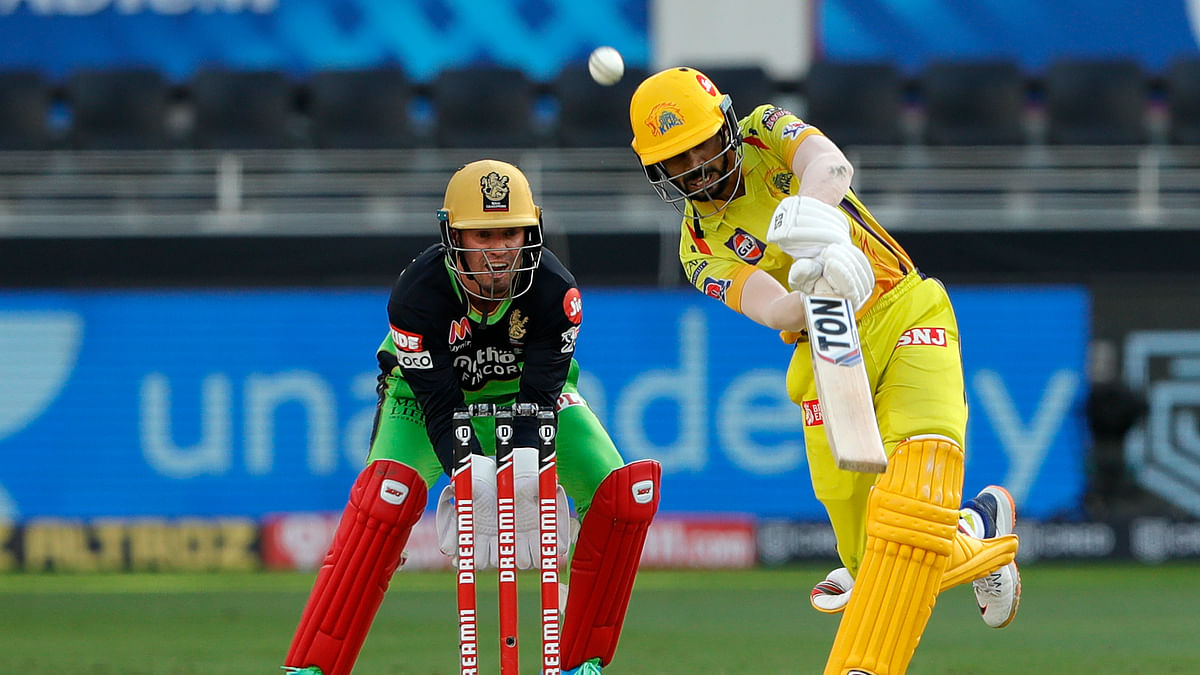 CSK hammers RCB by eight wickets