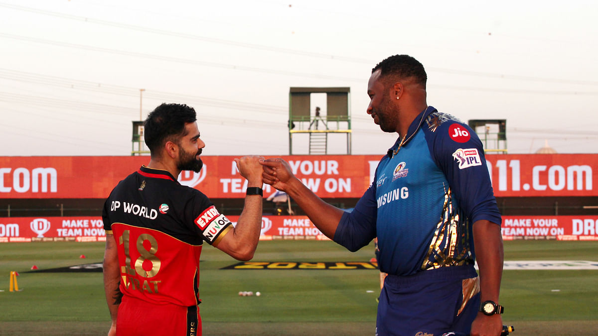 MI win toss, choose to field first against RCB