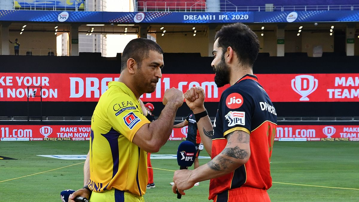 RCB win toss, choose to bat first against CSK