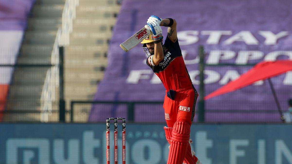 Kohli's unbeaten 72 helps clinical RCB thrash RR