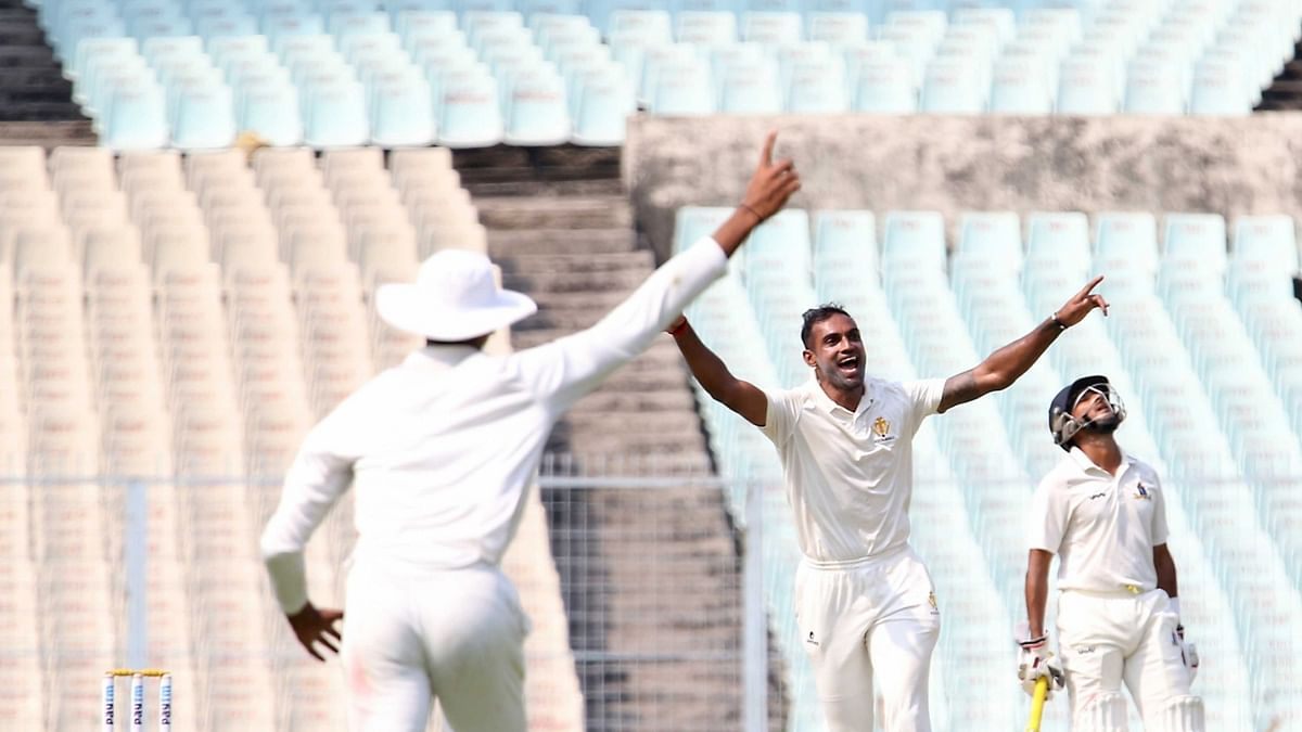 Indian domestic cricket in bio-bubble; Ranji in changed format